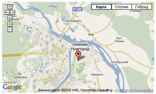 Карта Гугль - фото 11