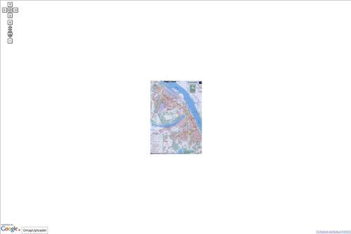 Своя карта на Google Maps c использованием Gmap Uploader